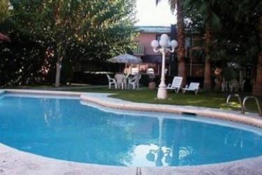 Hotel La Teja: Piscina CIUDAD JUAREZ
