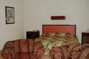 Hotel La Teja: Schlafzimmer CIUDAD JUAREZ
