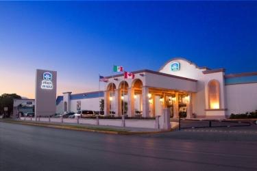 Hotel Plaza Juarez: Esterno CIUDAD JUAREZ