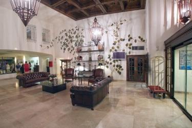 Hotel Plaza Juarez: Lobby CIUDAD JUAREZ