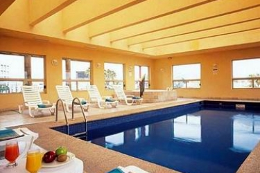Hotel Fiesta Inn Ciudad Juarez: Piscina Exterior CIUDAD JUAREZ