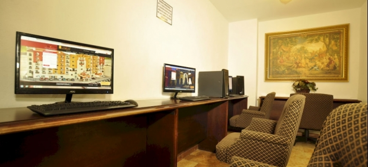Hotel Maria Bonita Consulado Americano: Business Centre CIUDAD JUAREZ