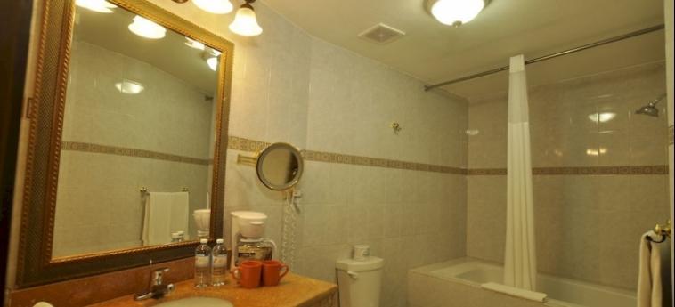 Hotel Maria Bonita Consulado Americano: Cuarto de Baño CIUDAD JUAREZ