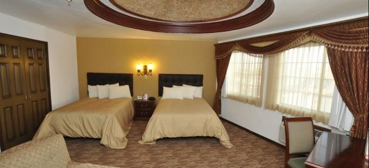 Hotel Maria Bonita Consulado Americano: Interior CIUDAD JUAREZ