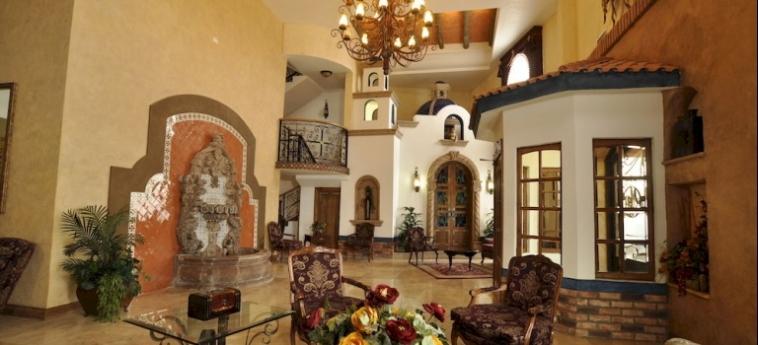 Hotel Maria Bonita Consulado Americano: Lobby CIUDAD JUAREZ