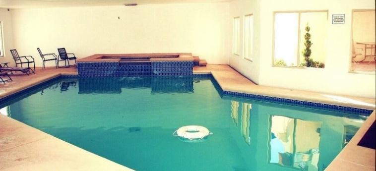 Hotel Maria Bonita Consulado Americano: Piscina Cubierta CIUDAD JUAREZ