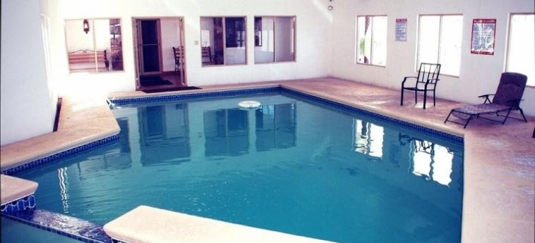 Hotel Maria Bonita Consulado Americano: Piscina Exterior CIUDAD JUAREZ