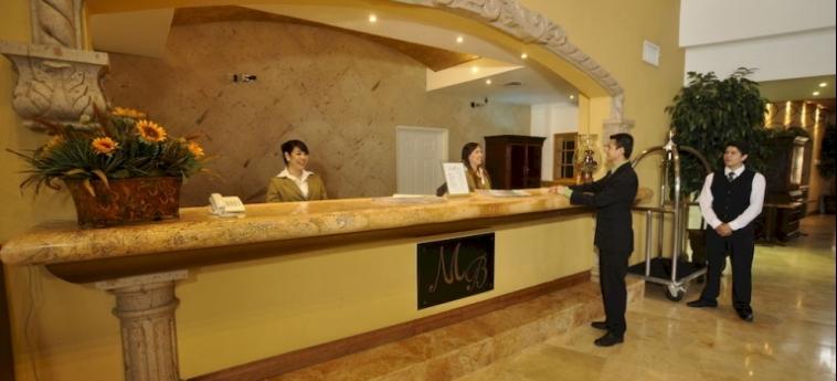 Hotel Maria Bonita Consulado Americano: Restaurante CIUDAD JUAREZ