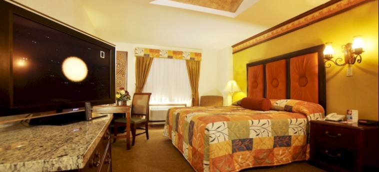 Hotel Maria Bonita Consulado Americano: Roof Garden CIUDAD JUAREZ