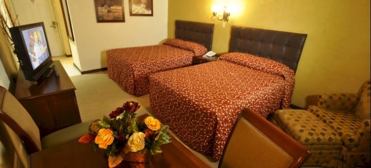 Hotel Maria Bonita Consulado Americano: Room - Double Club CIUDAD JUAREZ
