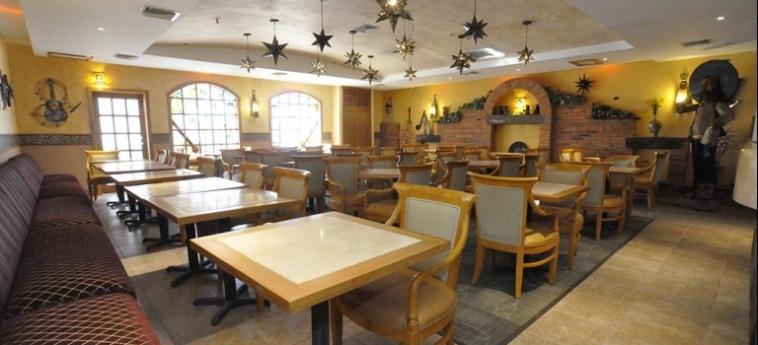 Hotel Maria Bonita Consulado Americano: Sala de Desayuno CIUDAD JUAREZ