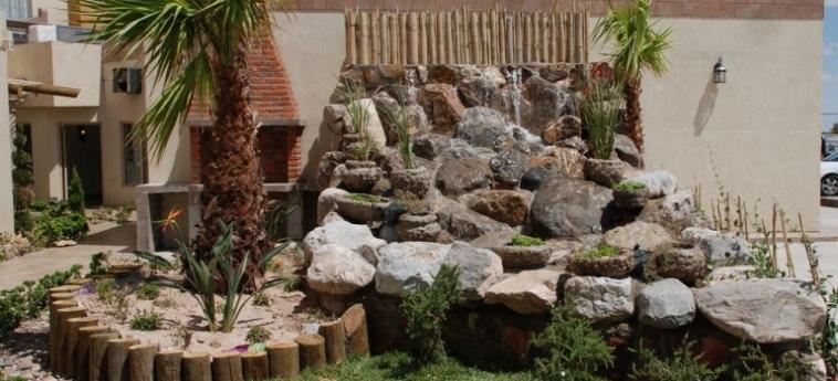 Hotel Maria Bonita Consulado Americano: Solarium CIUDAD JUAREZ