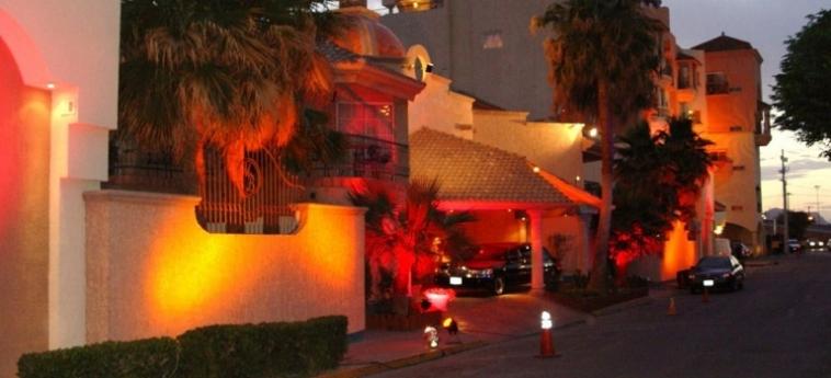 Maria Bonita Business Hotel & Suites: Apartamento de dos piezas CIUDAD JUAREZ