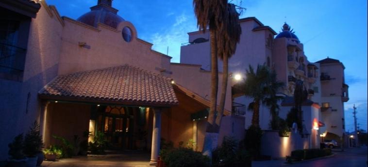 Maria Bonita Business Hotel & Suites: Exterior CIUDAD JUAREZ