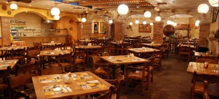 Maria Bonita Business Hotel & Suites: Restaurante CIUDAD JUAREZ