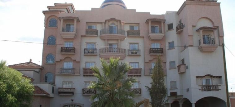 Maria Bonita Business Hotel & Suites: Interno CIUDAD JUAREZ