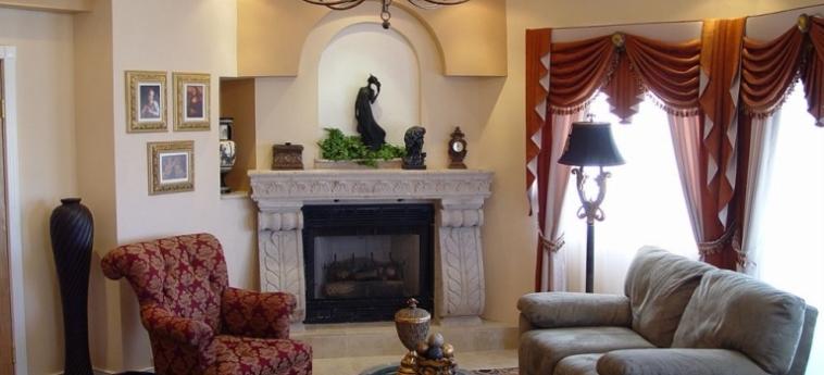 Maria Bonita Business Hotel & Suites: Particolare dell'Appartamento CIUDAD JUAREZ