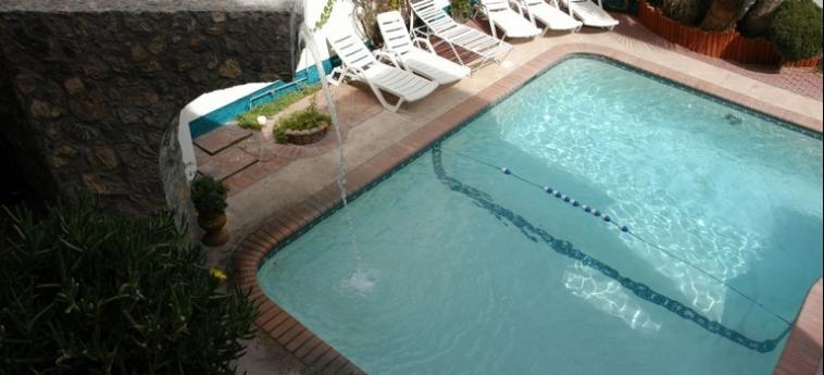 Maria Bonita Business Hotel & Suites: Außenschwimmbad CIUDAD JUAREZ