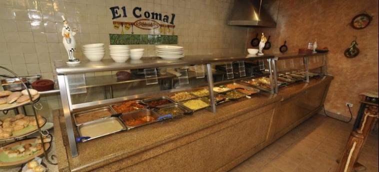 Maria Bonita Business Hotel & Suites: Caffetteria CIUDAD JUAREZ