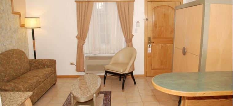 Maria Bonita Business Hotel & Suites: Lageplan CIUDAD JUAREZ
