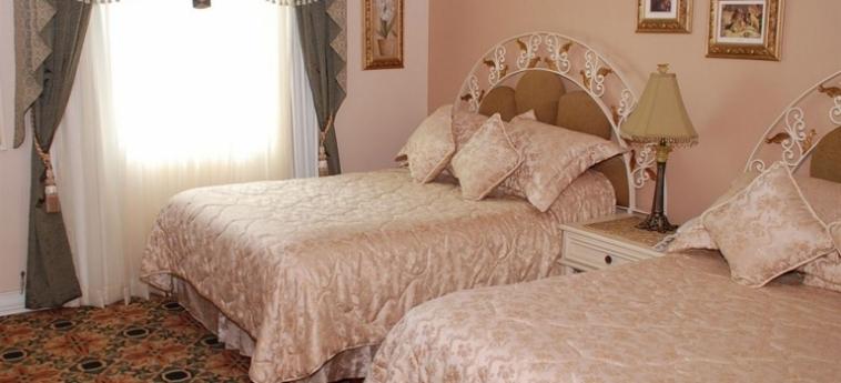 Maria Bonita Business Hotel & Suites: Pinienwald CIUDAD JUAREZ