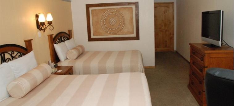 Maria Bonita Business Hotel & Suites: Schlafzimmer CIUDAD JUAREZ