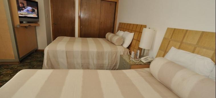 Maria Bonita Business Hotel & Suites: Terrasse CIUDAD JUAREZ