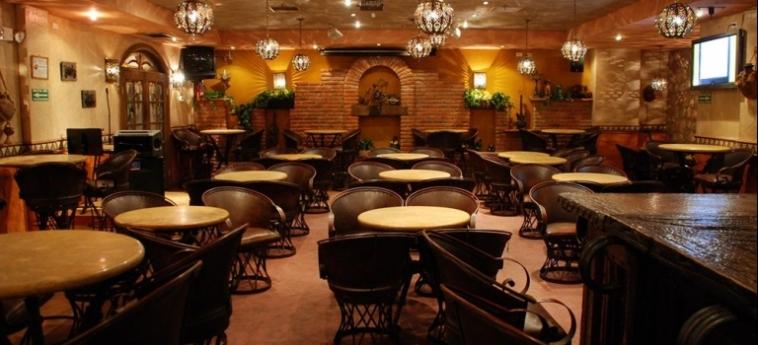 Maria Bonita Business Hotel & Suites: Wintergarten CIUDAD JUAREZ