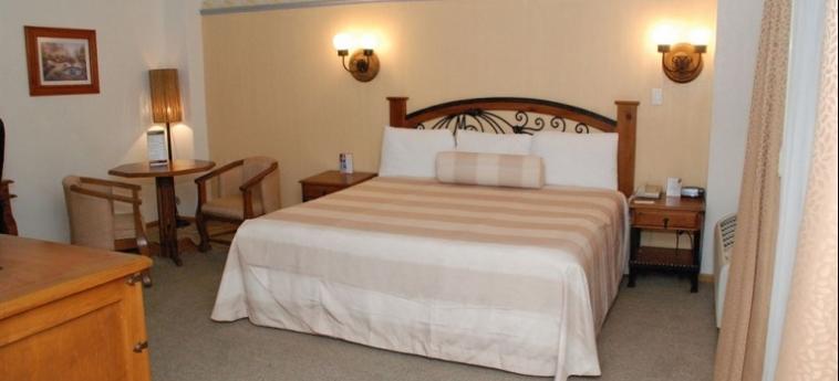 Maria Bonita Business Hotel & Suites: Wohnzimmer CIUDAD JUAREZ