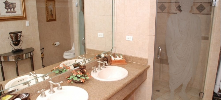Maria Bonita Business Hotel & Suites: Bathroom CIUDAD JUAREZ