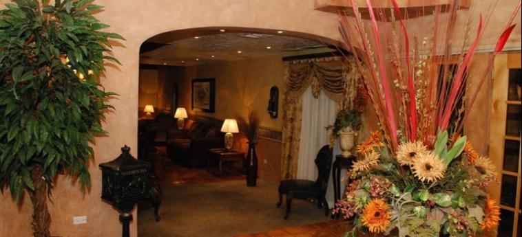 Maria Bonita Business Hotel & Suites: Outdoor Restaurant CIUDAD JUAREZ