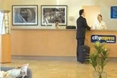 Hotel City Express Ciudad Juarez: Hall CIUDAD JUAREZ