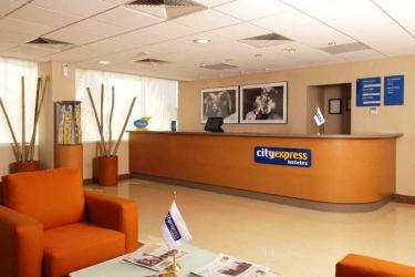 Hotel City Express Ciudad Juarez: Lobby CIUDAD JUAREZ