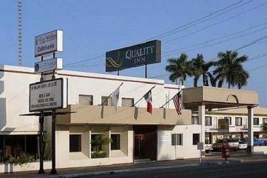 Hotel Quality Inn Ciudad Obregon: Außen CIUDAD OBREGON