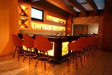 Hotel Quality Inn Ciudad Obregon: Bar CIUDAD OBREGON