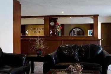 Hotel Quality Inn Ciudad Obregon: Lobby CIUDAD OBREGON