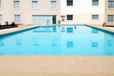 Hotel Fiesta Inn Ciudad Obregon: Jacuzzi CIUDAD OBREGON