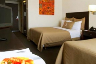 Hotel Fiesta Inn Ciudad Obregon: Fitnesscenter CIUDAD OBREGON