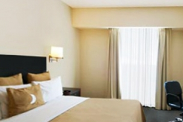Hotel Fiesta Inn Ciudad Obregon: Garten CIUDAD OBREGON