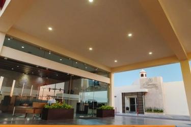 Best Western Hotel San Jorge: Außen CIUDAD OBREGON