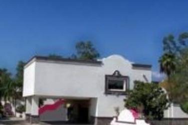 Hotel Las Fuentes Mision Cd. Victoria: Extérieur CIUDAD VICTORIA