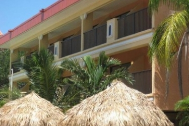 Hotel Coconut Cove All-Suite: Exterieur CLEARWATER (FL)