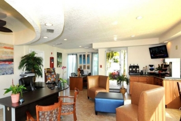Hotel Coconut Cove All-Suite: Lobby CLEARWATER (FL)