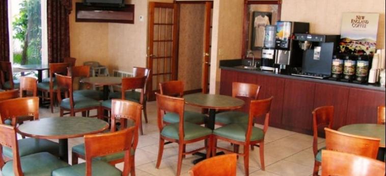 Hotel La Quinta Inn Clearwater Central: Salle de Petit Déjeuner CLEARWATER (FL)