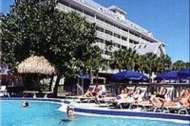 Hotel Days Inn Clearwater Beach: Außenschwimmbad CLEARWATER (FL)