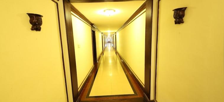 Ats Willingdon Hotel: Couloir COCHIN (KOCHI)