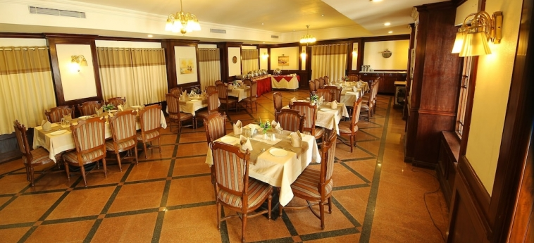 Ats Willingdon Hotel: Restaurant COCHIN (KOCHI)