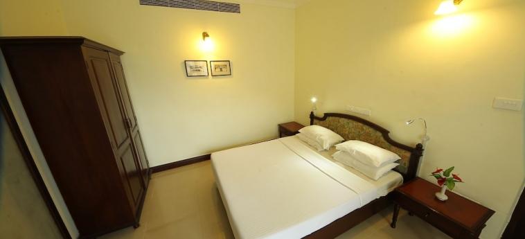 Ats Willingdon Hotel: Vue des chambres COCHIN (KOCHI)