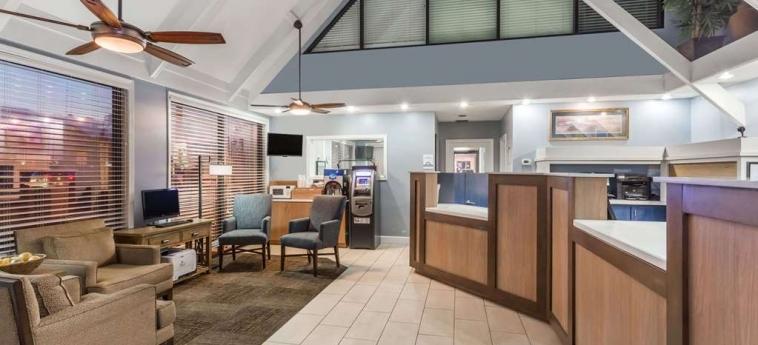 Hotel Days Inn Cocoa Beach: Lobby COCOA BEACH (FL)