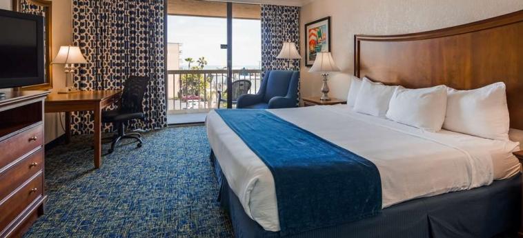Best Western Ocean Beach Hotel & Suites: Camera degli ospiti COCOA BEACH (FL)